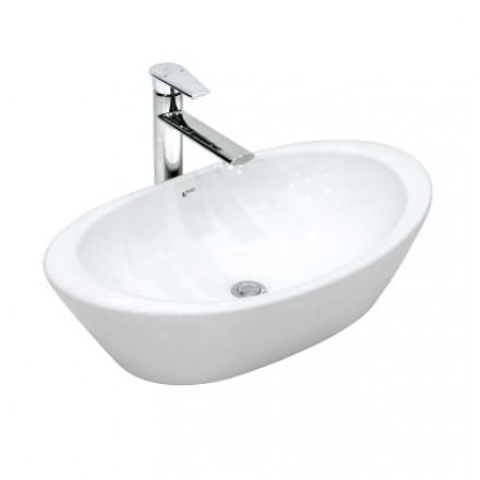 Chậu rửa mặt lavabo đặt bàn INAX giá rẻ tại Bình Dương