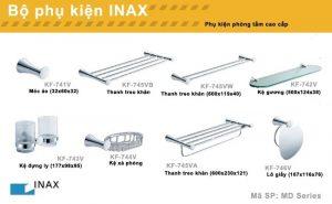 Phụ kiện INAX giá rẻ tại Đông Anh