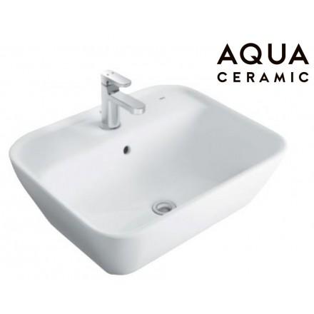Chậu Rửa Lavabo Inax AL-296V Đặt Bàn AquaCeramic