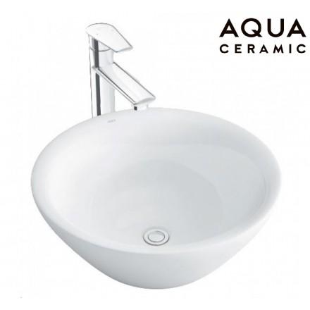 Chậu Rửa Lavabo Inax AL-445V Đặt Bàn AquaCeramic